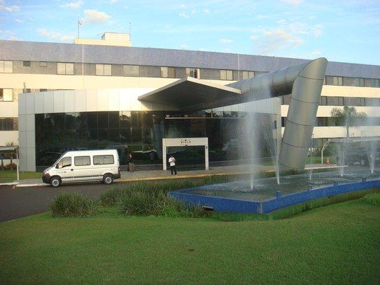 Viale Cataratas Hotel: Fachada de entrada