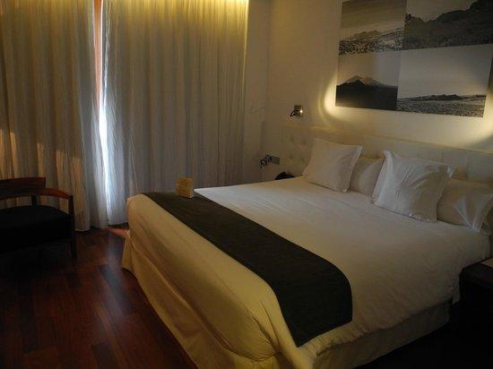 Iberostar Grand Hotel Mencey: Chambre rénovée de l'hotel Mencey