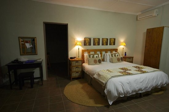 The Green Tree Guest Cottages: Notre chambre