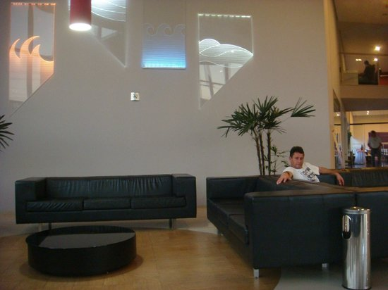 Viale Cataratas Hotel: Recepção