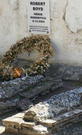 Cementerio Inglés de Málaga: Sfeerplaatje