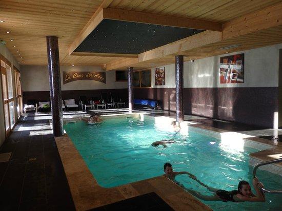 Residence Chalet des Neiges Cime des Arcs : piscine