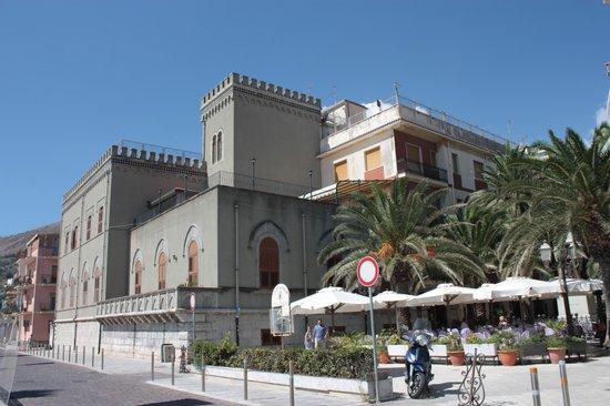 Letojanni, İtalya: Facciata