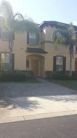 Villas at Regal Palms Resort & Spa: 3 bedroom townhouse unit
