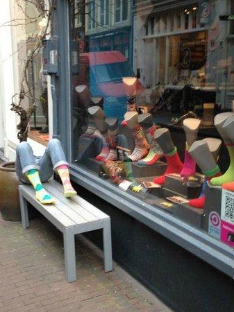 De Negen Straatjes: Creative exhibition of articles