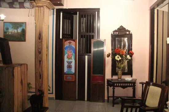 Hostal Los Hermanos: Common space