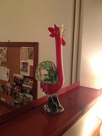 The Swan Inn: chicken