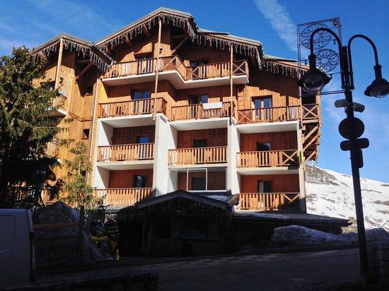 Hotel Le Gentiana : hotel gentiana