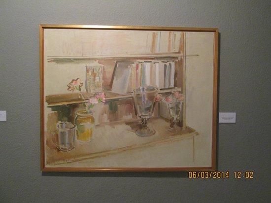 Museo Gaya: Ramon Gaya painting