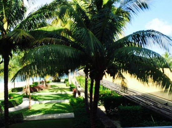 Presidente Inter-Continental Cozumel Resort & Spa: Ocean View from Room 1206
