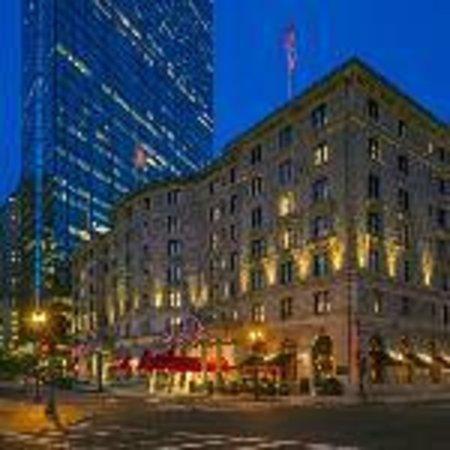 Fairmont Copley Plaza, Boston: our hotel