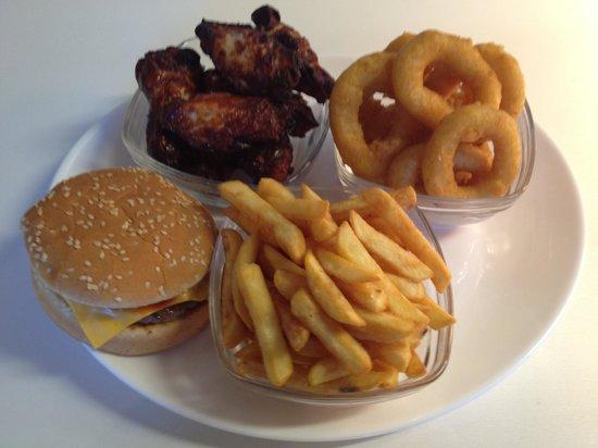 BURGER FOOD : On va vous régaler a faible budget.