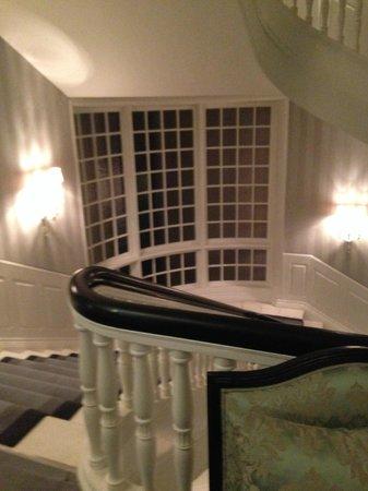 Hotel D'Angleterre : Hallway