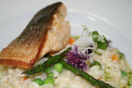 The Barn Cafe Bistro: Sea Trout