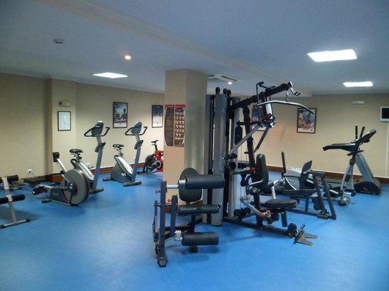 SENSIMAR Falesia Atlantic: hotel gym