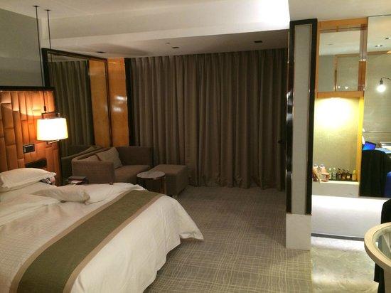 Ramada Pudong Airport Shanghai: Hotel kamer