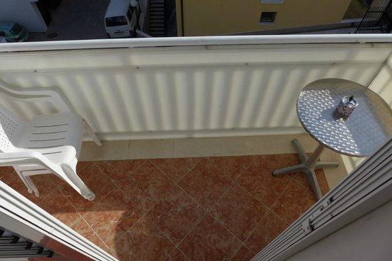 Split Apartments - Peric Hotel : balcony