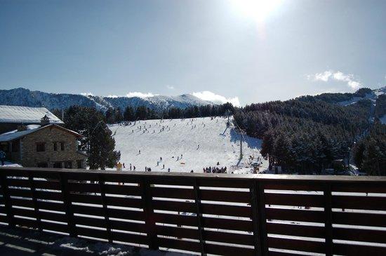 Vallnord Ski Area, Sector Arinsal : Учебная горка