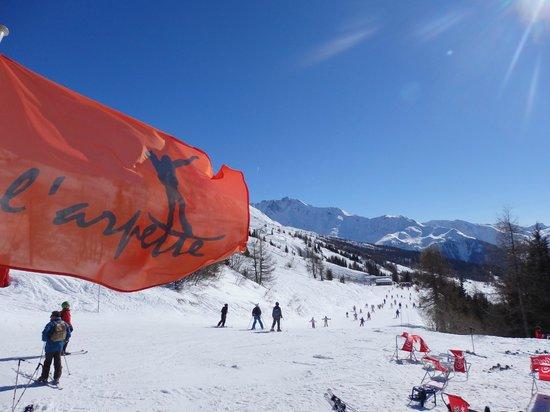 Chalet D'altitude De L'Arpette : l'Arpette