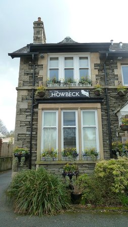 The Howbeck: Front of hotel