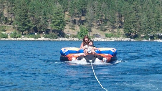 Flathead National Forest : Tubing or Tally