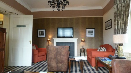 The Howbeck : Guest lounge