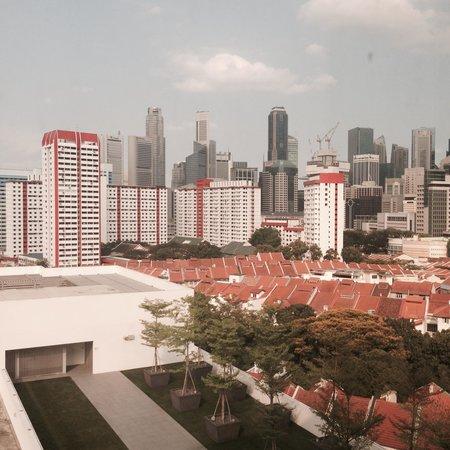 Dorsett Singapore: 7th floor view