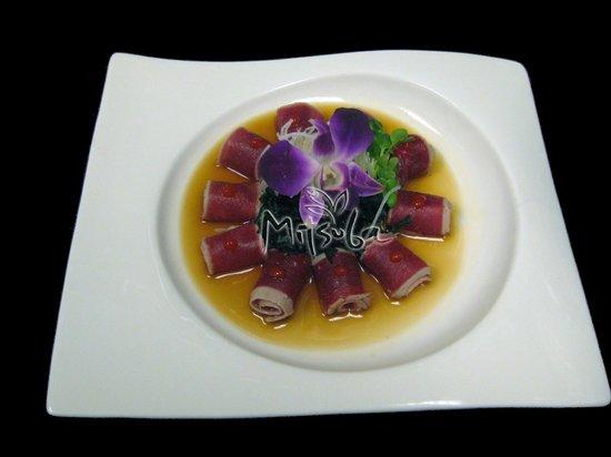 Tuna tataki picture of mitsuba ithaca tripadvisor for Asia cuisine ithaca