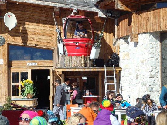 Chalet D'altitude De L'Arpette : DJ pour les AM branchés...