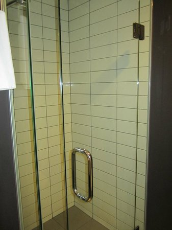 Rydges Wellington: Shower