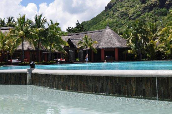 Beachcomber Dinarobin Hotel Golf & Spa : le soleil se lève