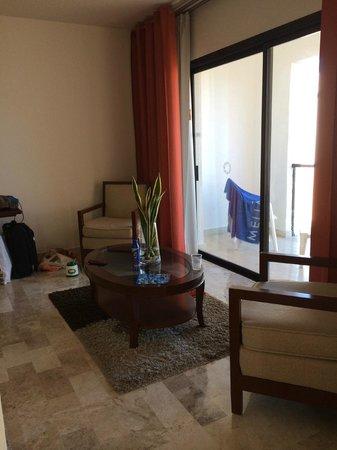Melia Puerto Vallarta All Inclusive : junior suite