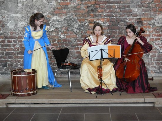Koldinghus: Lancier orkester