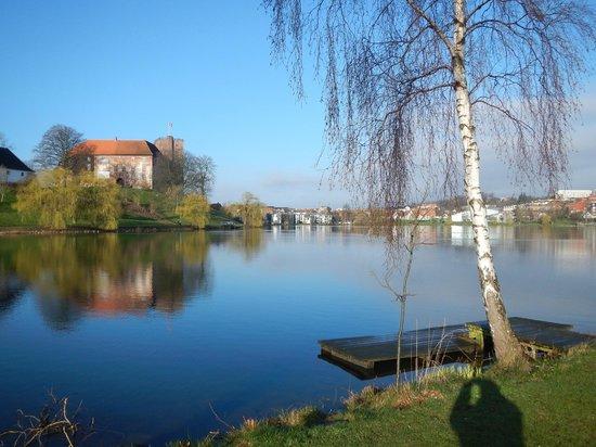 Koldinghus: Idyl i Kolding
