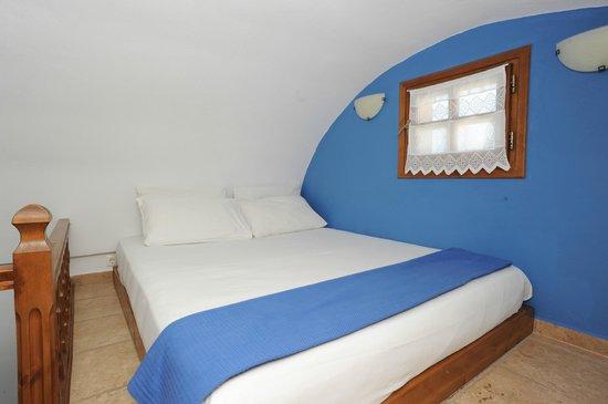 Santorini Mesotopos: Maizonette(Loft) Room interior