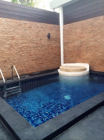 Cae Villa Hua Hin : Private pool