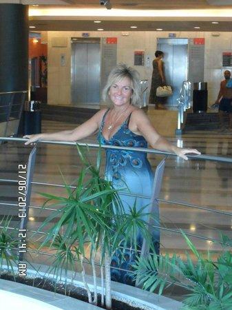Aqua Hotel Aquamarina & Spa : В отеле