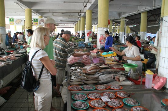 Kurakura Homestay : Visit to the market
