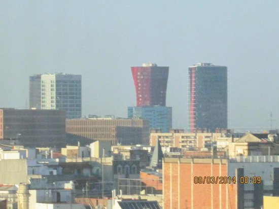 Barcelo Sants : Barcelona city views
