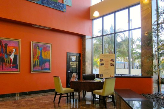 Holiday Inn Miami West - Hialeah Gardens : Lobby