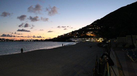 Villas on Great Bay: Sunset on Great Bay