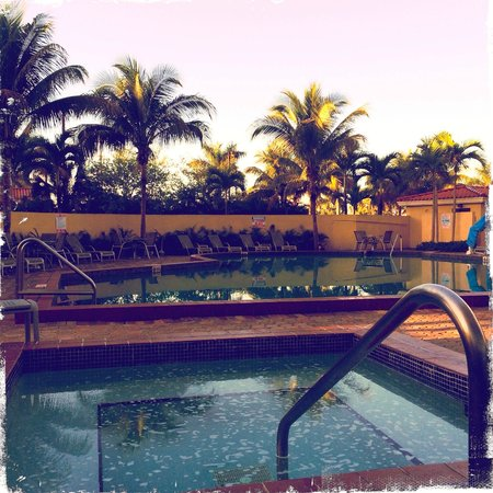 Holiday Inn Miami West - Hialeah Gardens : Pool