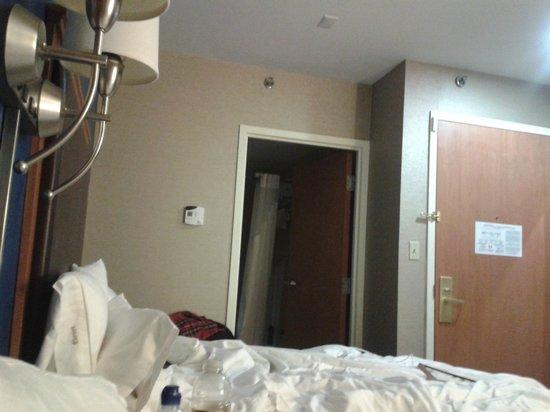 Holiday Inn Express New York City - Chelsea : 7th floor standard double room