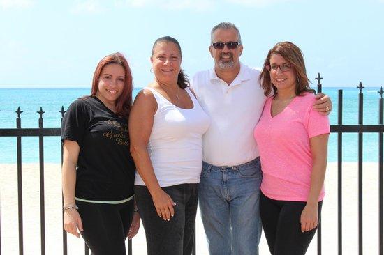 Villas on Great Bay: One big happy family