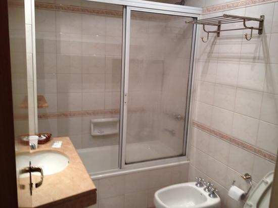 Wilton Hotel: o banheiro é muito limpo mesmo!