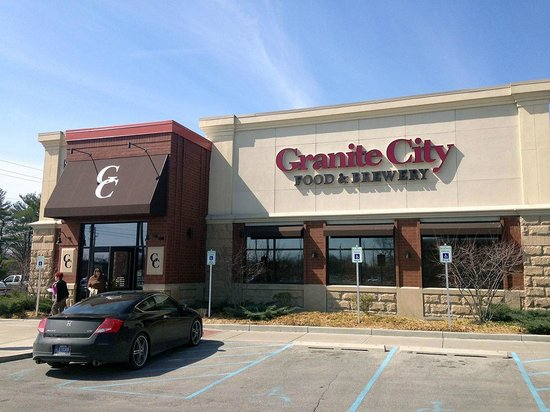 Granite City Food Brewery Indianapolis In