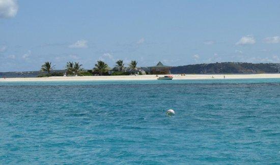 Scoobidoo: Sandy Island, Anguilla