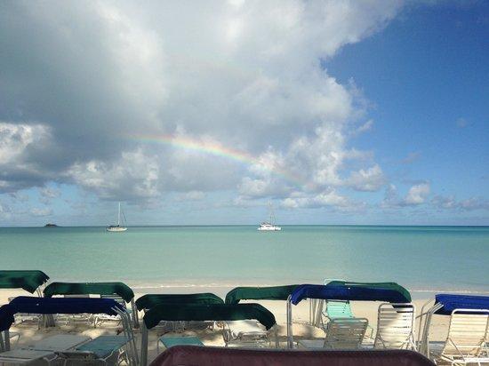 Sandals Grande Antigua Resort & Spa : Rainbow