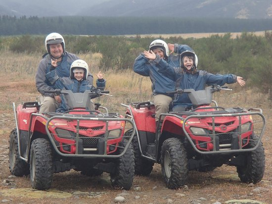Hanmer Springs Attractions: Fun on the Quads