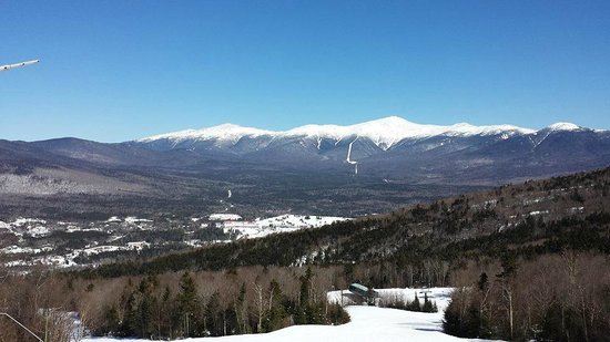 Omni Mount Washington Resort: A View From Afar...